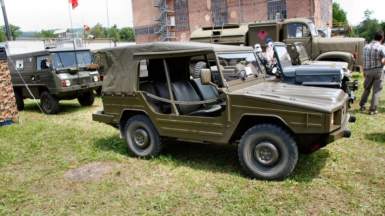 40 évvel ezelőtt - Volkswagen Iltis