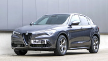 H&R-Federn für den Alfa Romeo Stelvio