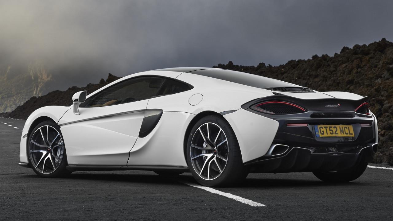 [Copertina] - McLaren arricchisce la gamma Sport Series