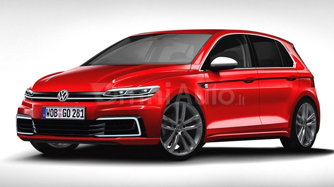 [Copertina] - Volkswagen Golf, la nuova in produzione da giugno 2019