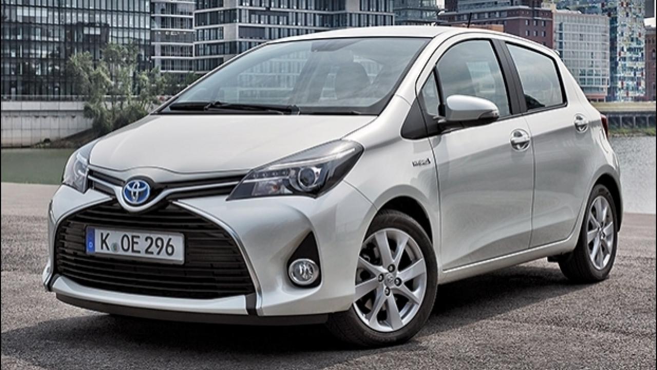 [Copertina] - Toyota ibride, nel mondo sono 10 milioni
