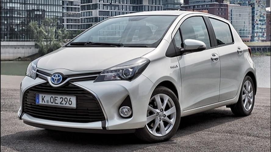 Toyota ibride, nel mondo sono 10 milioni