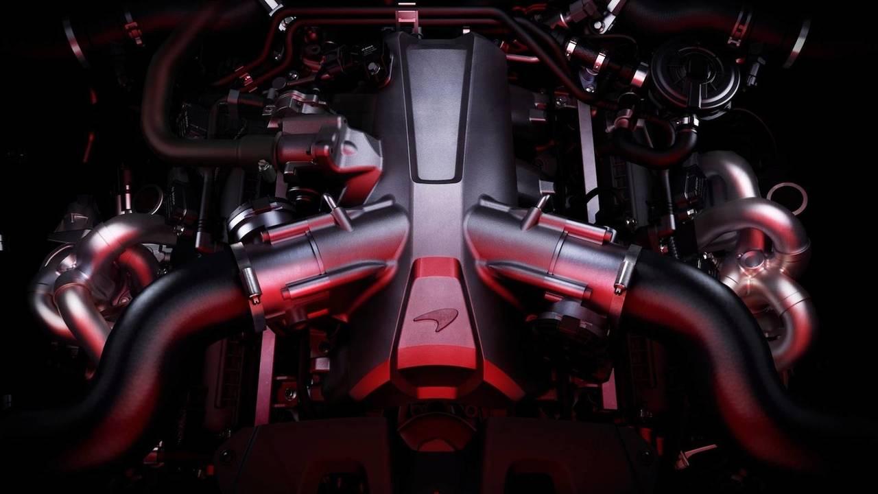 8 cilindri: 4.0 McLaren