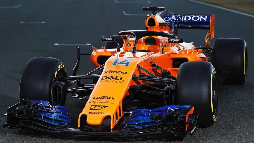 Comparativa entre el nuevo McLaren MCL33 y el MCL32