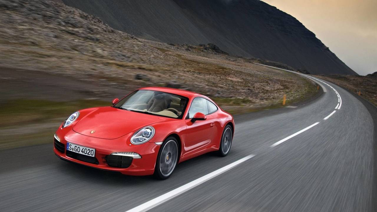 2012 World Performance Car: Porsche 911