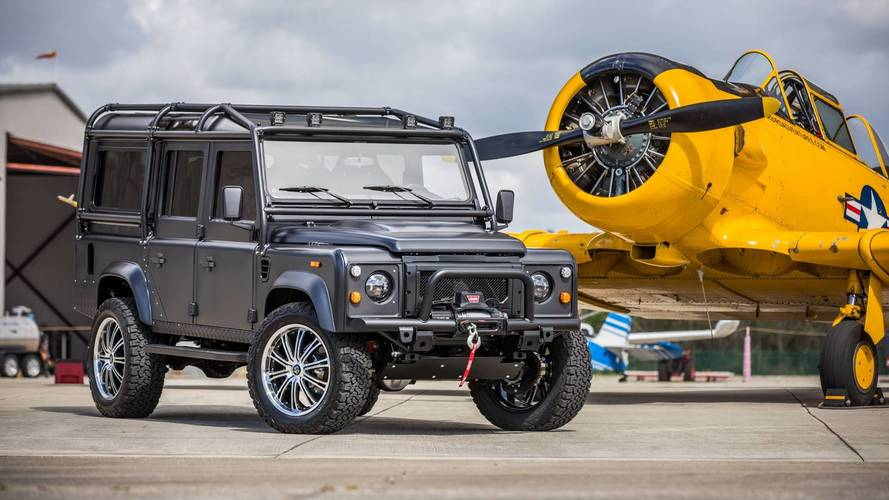 East Coast Defender Unveils Two Similar-Yet-Different Custom SUVs