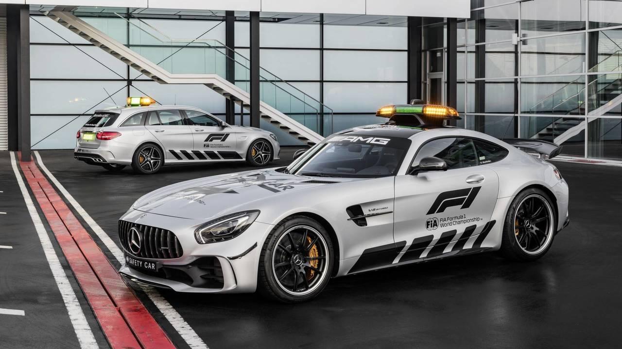 Mercedes-AMG GT R - Safety Car photo