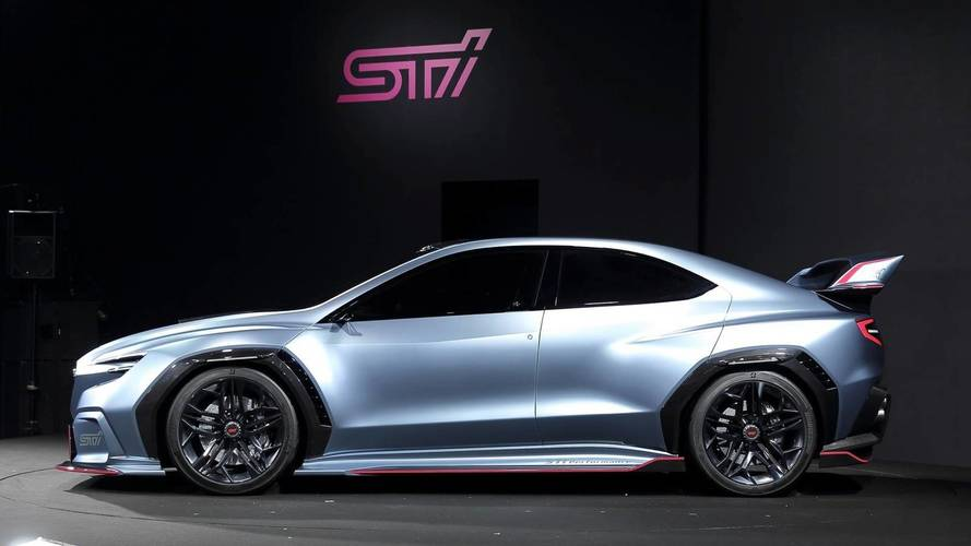 Konsep Subaru Viziv Performance STI
