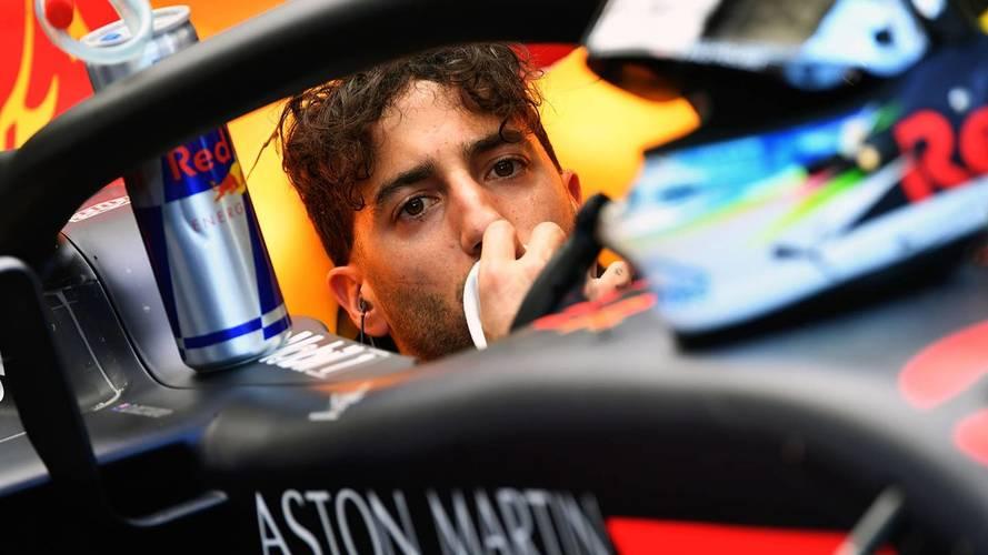 Ricciardo pénalisé sur la grille à Melbourne!