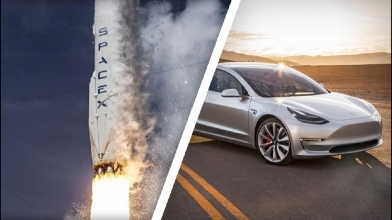 [Copertina] - Elon Musk, l'esplosione e i rischi di implosione