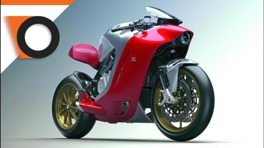MV Agusta F4Z: la prima moto di Zagato