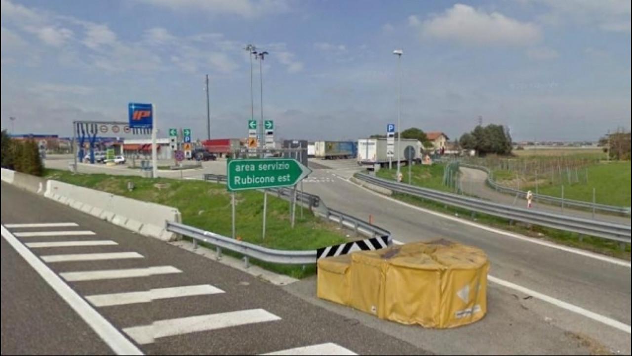 [Copertina] - Autostrade, WiFi gratis nelle aree di servizio