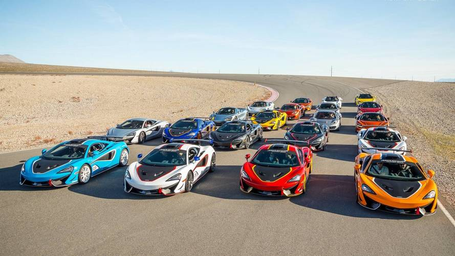 McLaren Puts On Big Show To Deliver Heavily Upgraded MSO X Models