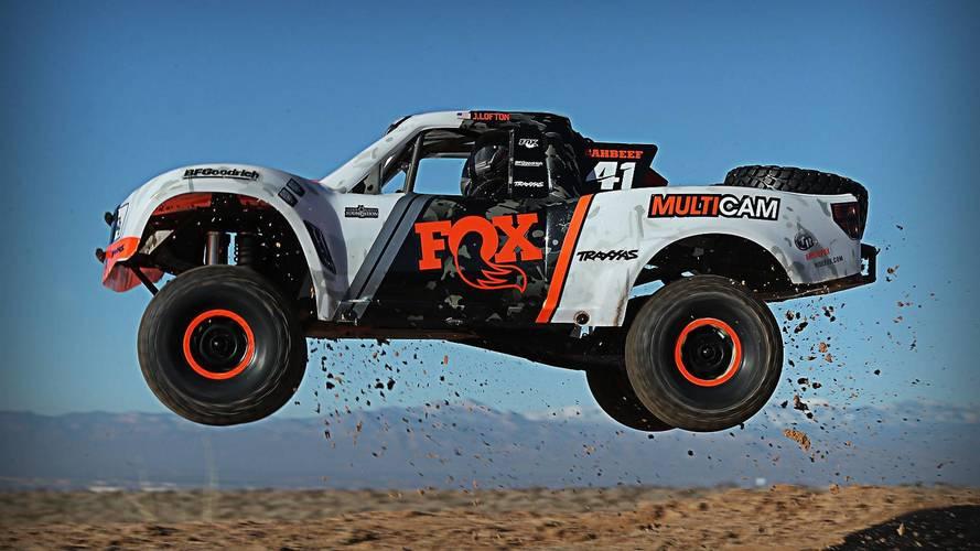Traxxas Ultimate Desert Racer, un juguete para niños... y adultos
