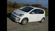 Volkswagen eco up!, test di consumo reale Roma-Forlì 026