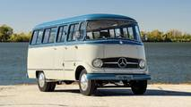 1959 model Mercedes-Benz O 319 açık artırmada