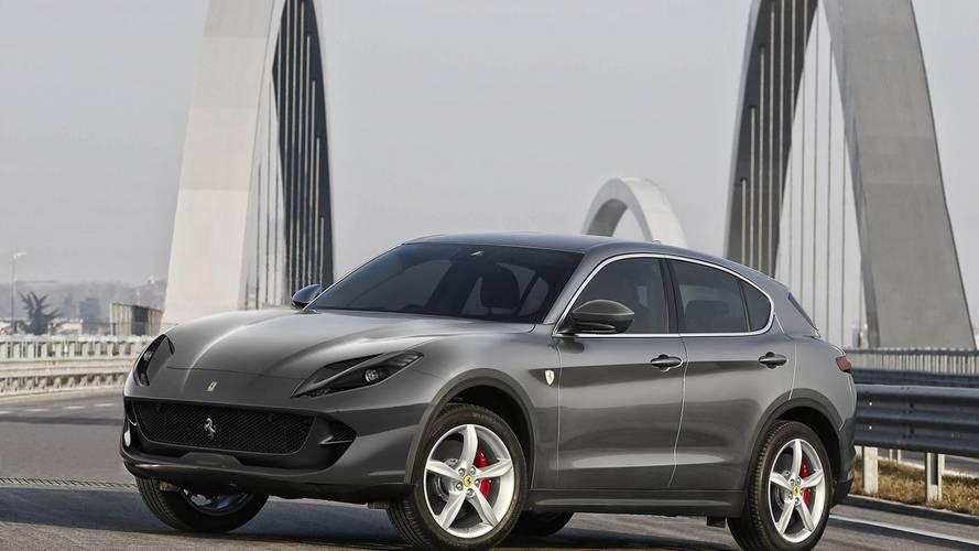 Csak remélhetjük, hogy nem így néz majd ki a Ferrari SUV-ja