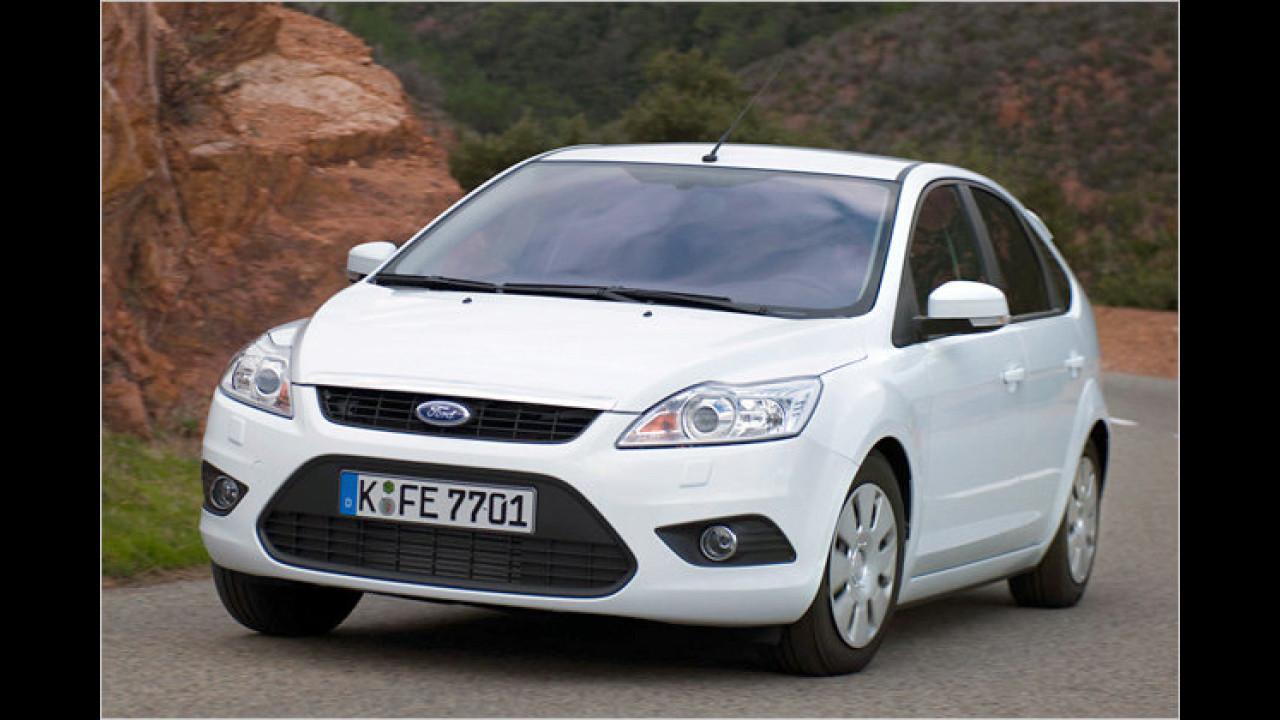 Ford Focus 1.6 TDCi ECOnetic Start-Stopp