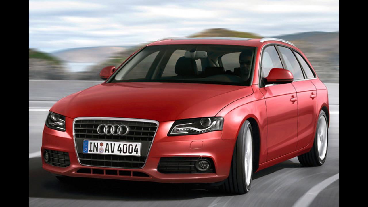 Bremshilfe von Audi