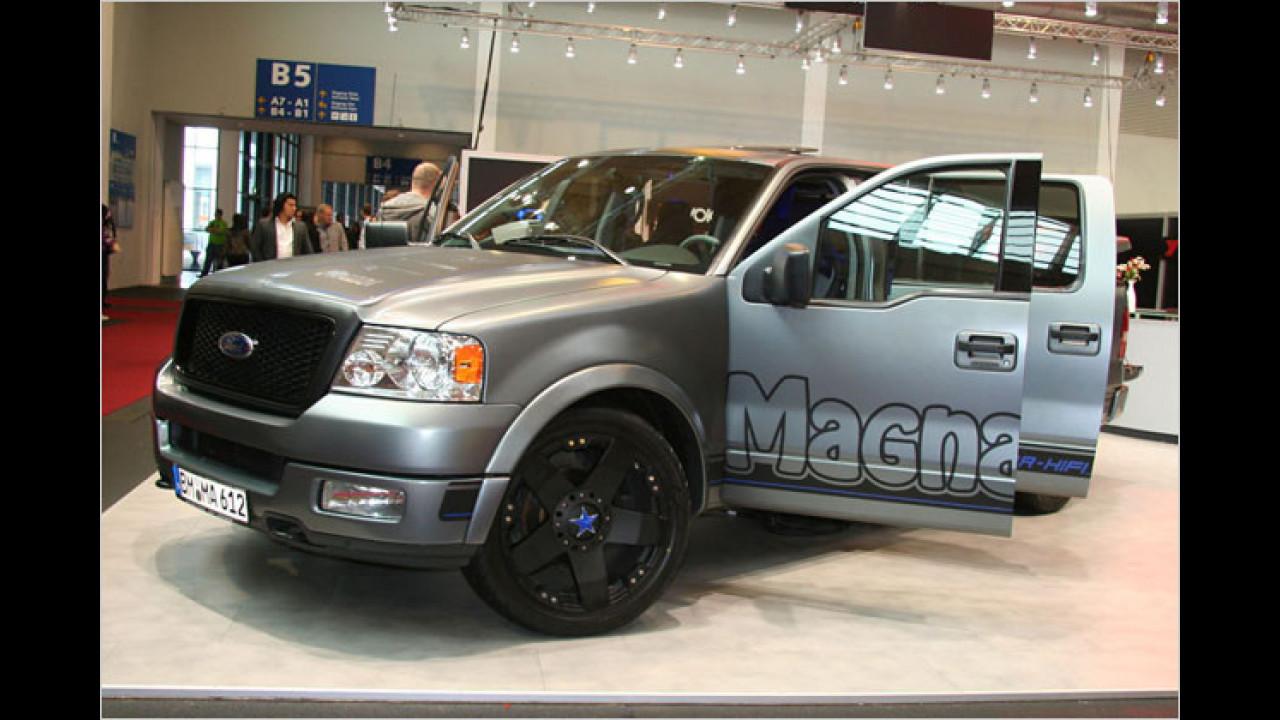Audivox Magnat Ford F150
