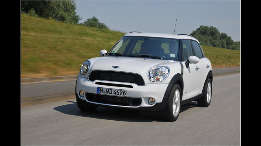 Big City Life: Der Mini Countryman im Test