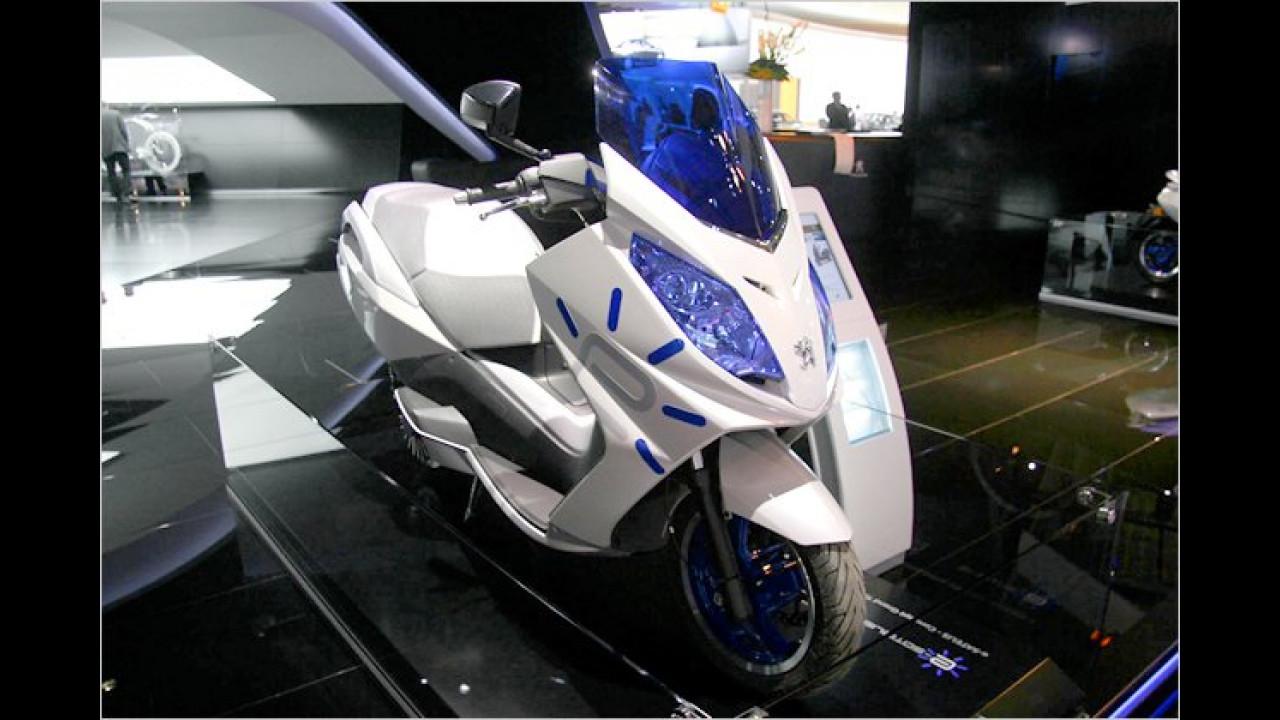 Peugeot E-Satelis