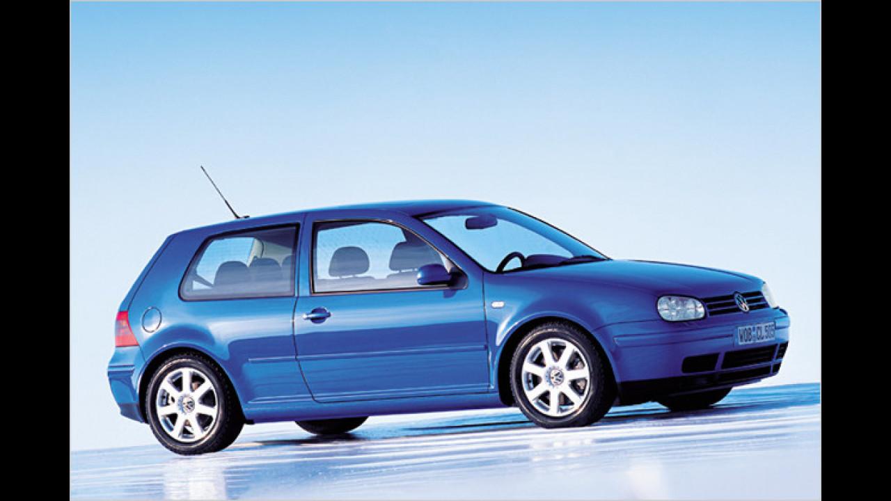 Platz 1: VW Golf, Jetta (12 Prozent)