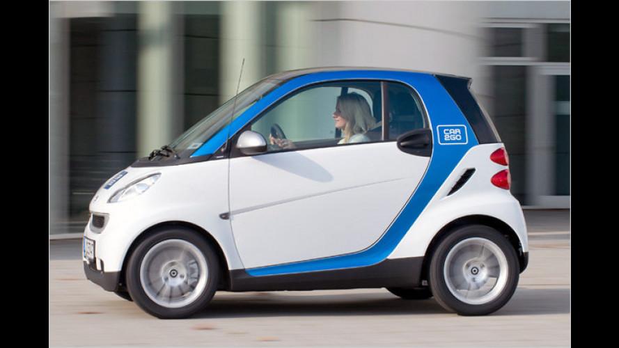 Car2Go: In Ulm, um Ulm und jetzt auch über Ulm hinaus