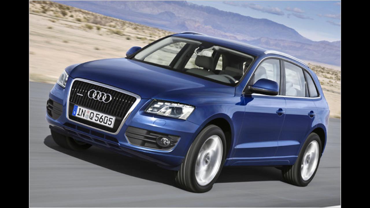 Audi Q5 3.0 TDI quattro S tronic DPF