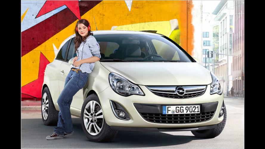 "Opel Corsa: Variante ,Satellite"" bestellbar"