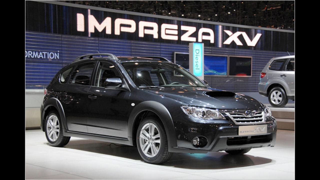 Robuster Subaru