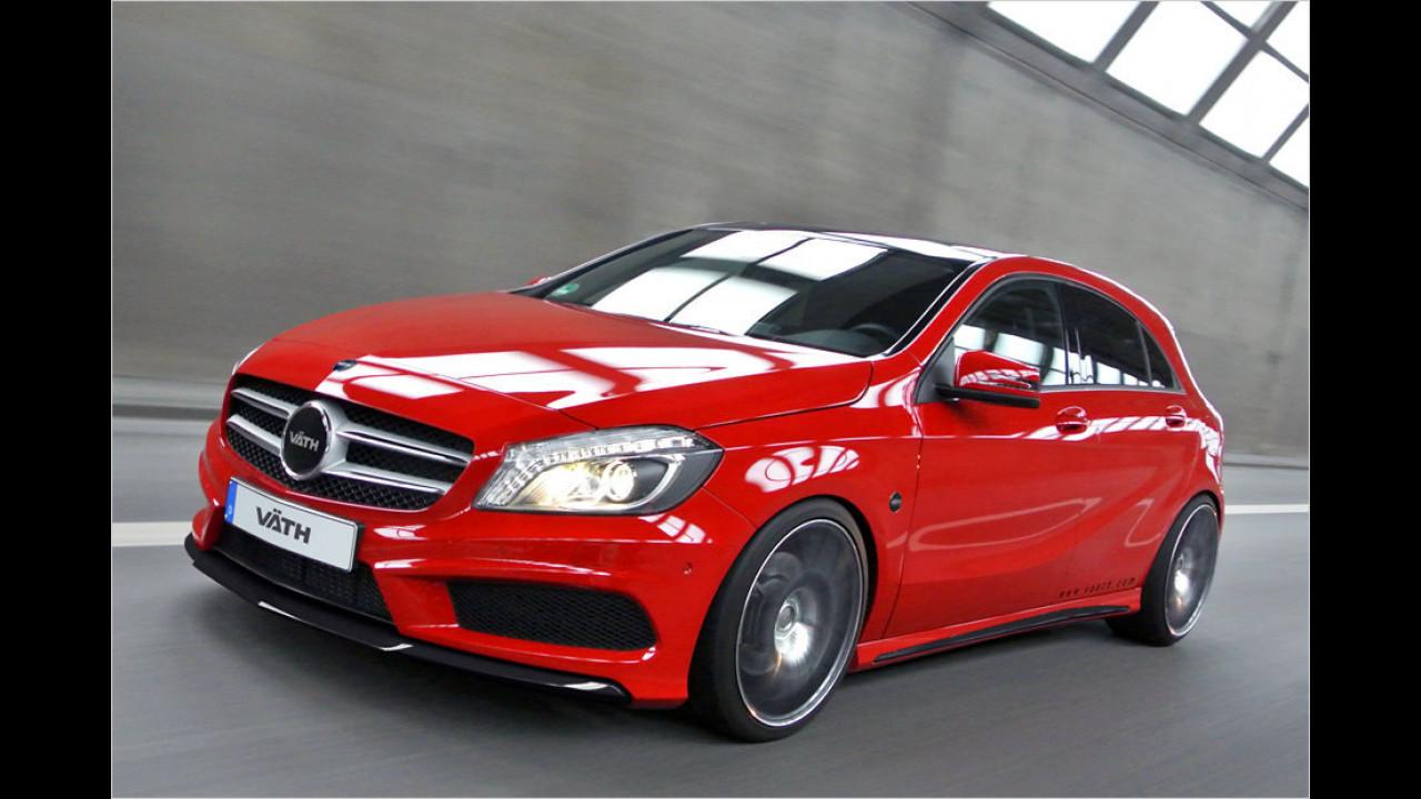 Erstarkter Baby-Benz