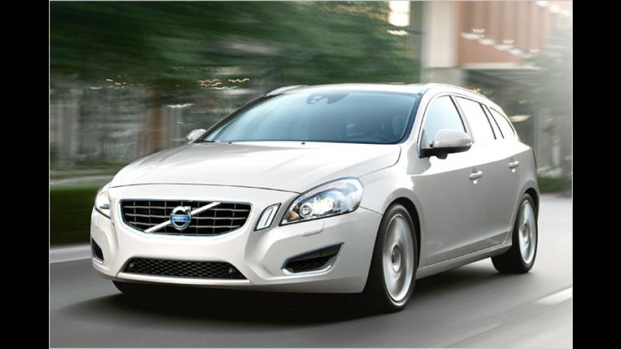 """,Kein traditioneller Kombi"""": Premiere für den Volvo V60"""
