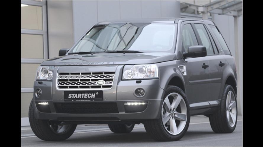 Jetzt auch Briten: Startech tunt den Land Rover Freelander