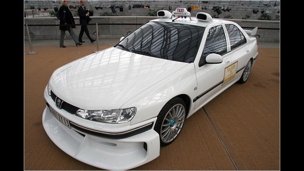 Peugeot 406 (Taxi)