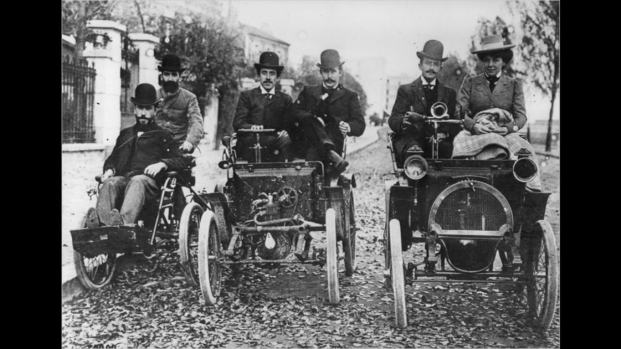 Renault-Ausfahrt (1899)