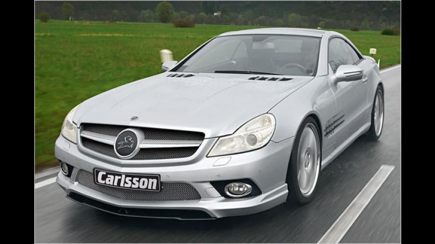 Carlsson CK50: Mehr Power für den Mercedes SL 500