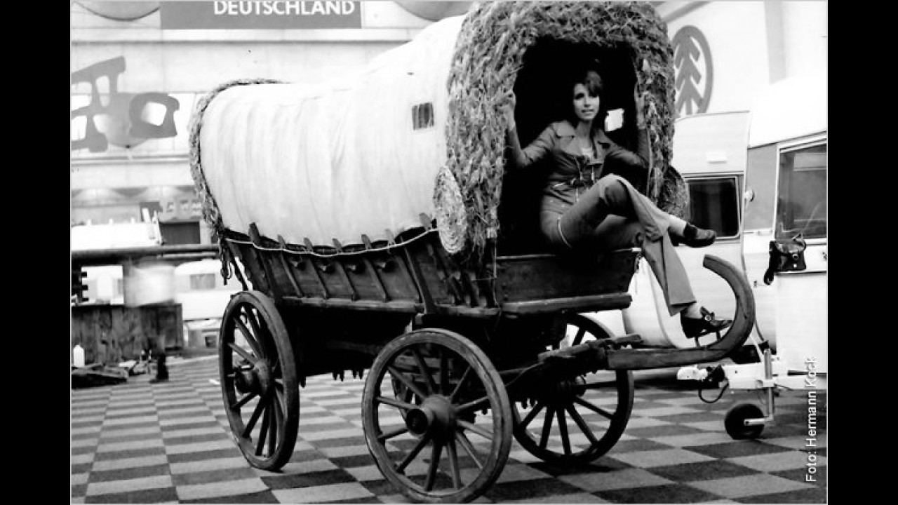 60er Jahre: Planwagen