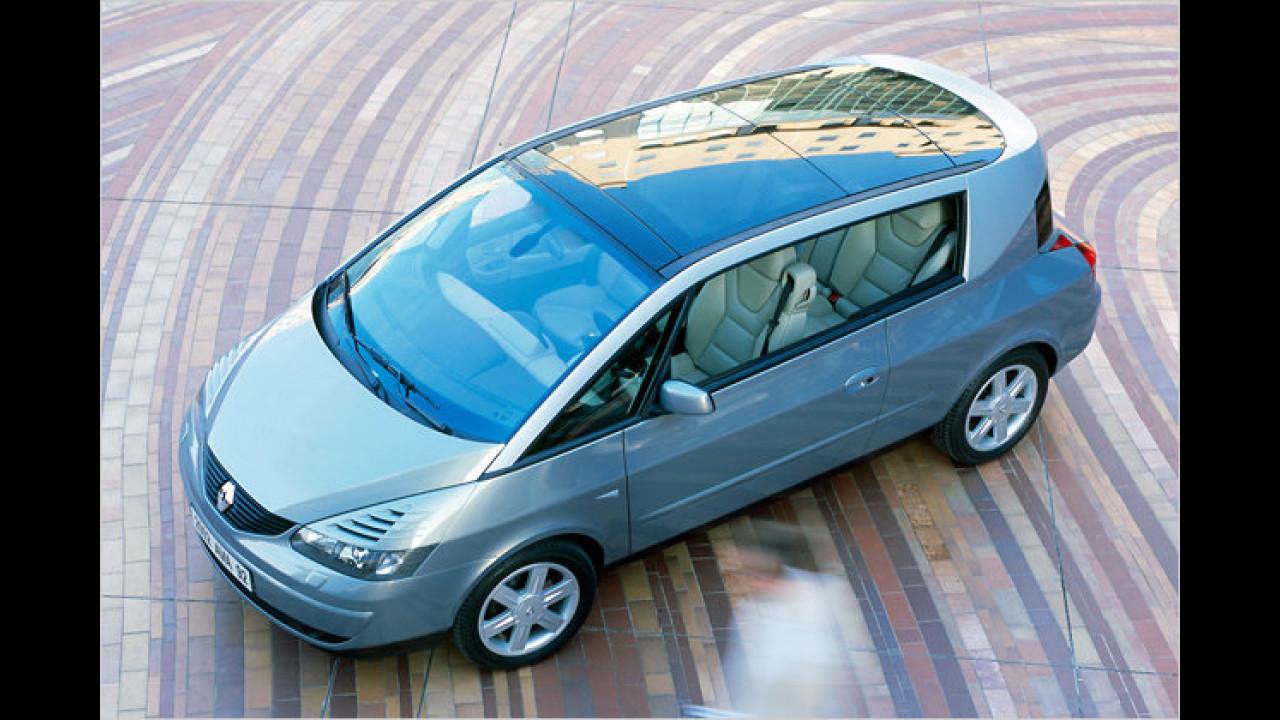 Renault Avantime/Vel Satis