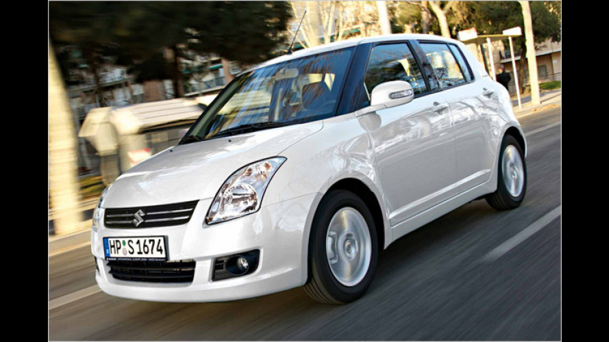 Suzuki Swift ,limited 25