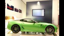 Ferrari wird grün