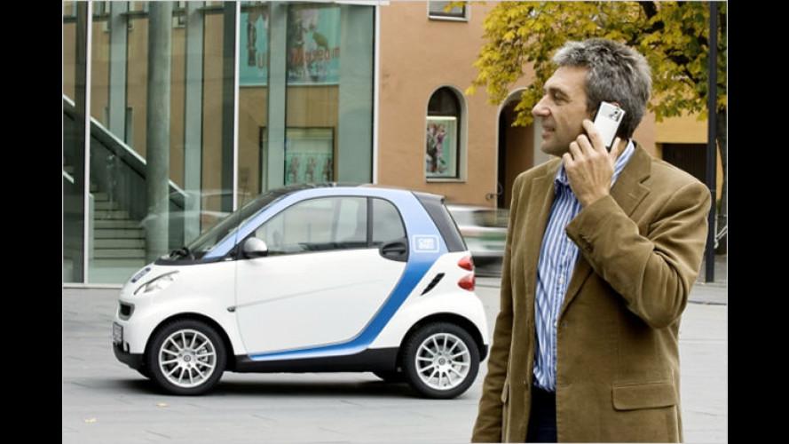Car2go: Immer mal ein Smart