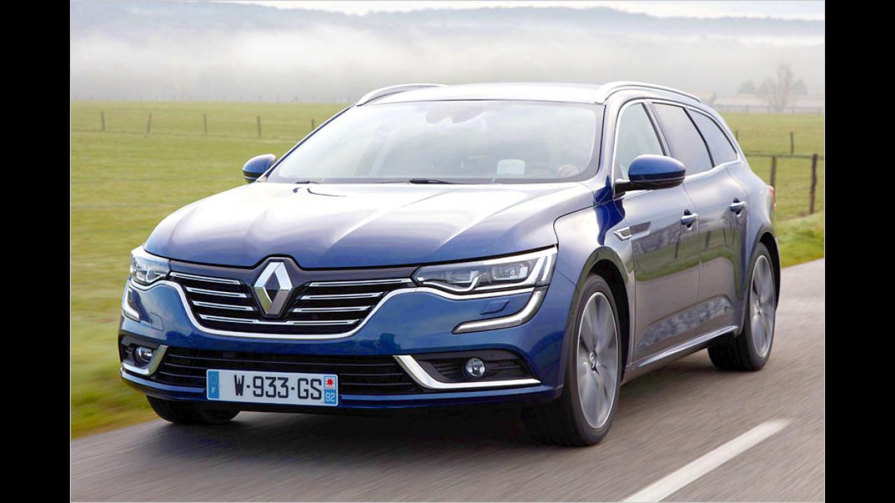 Renault Talisman Grandtour: 4,87 Meter