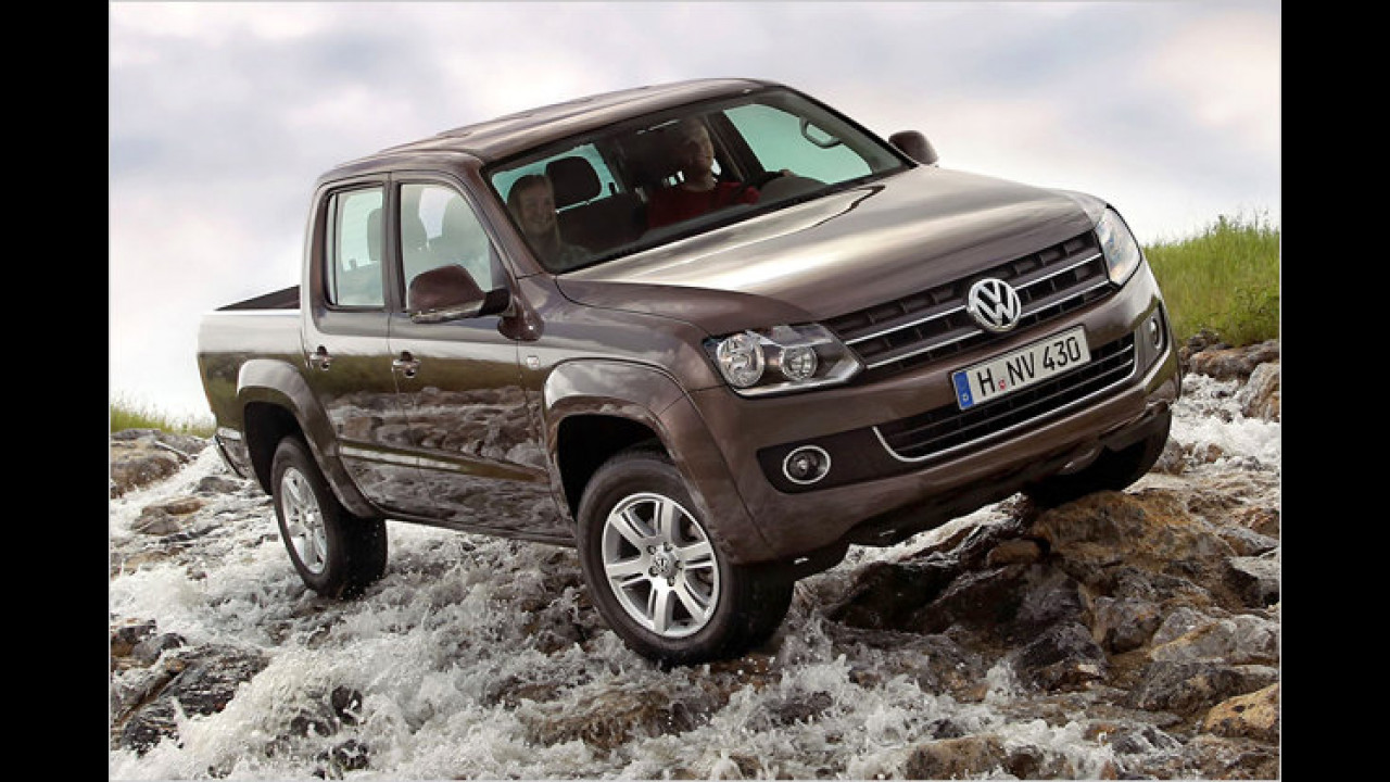 VW Amarok 2.0 BiTDI 4Motion
