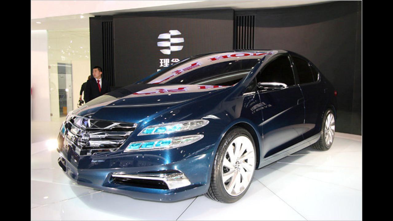 Honda Li Nian Everus