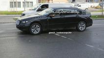 BMW PAS/V5 salakuvissa