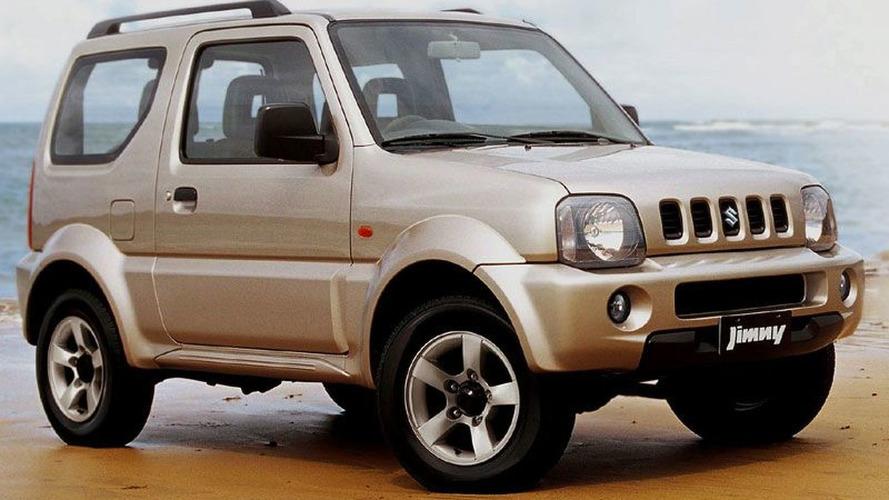Suzuki Jimny 1999