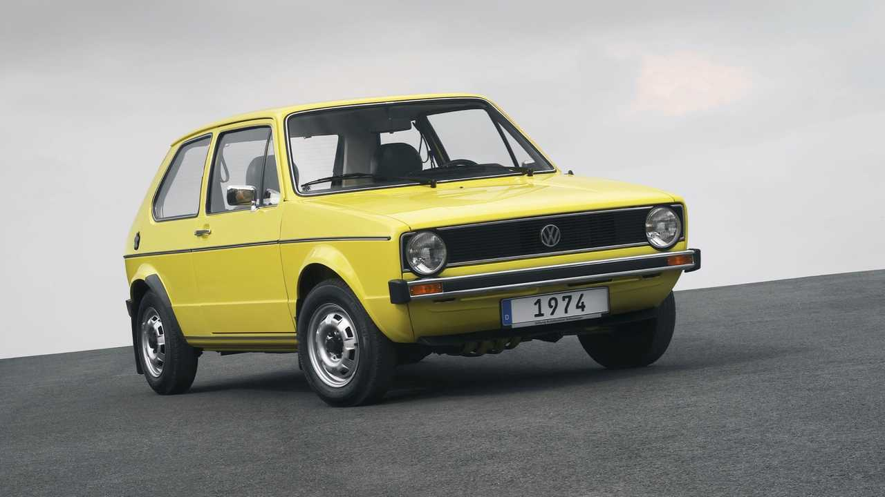 45 Years of Volkswagen Golf