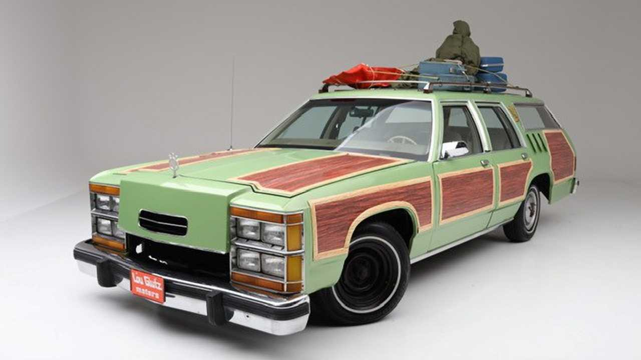 1981 Ford LTD Country Squire