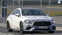 Neue Mercedes-AMG CLA 45 2019 Erlkönigbilder